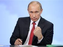 Путин сократил себе зарплату на 10%