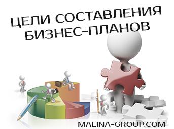 Цели составления бизнес-планов