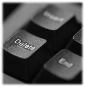 Eдаление информации из интернета