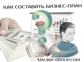 Как составить бизнес-план для получения кредита