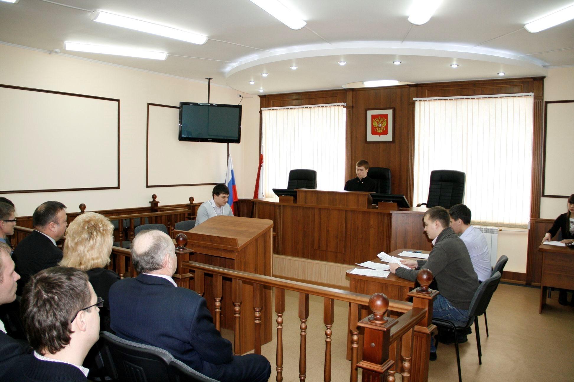 Рассмотрение судебного дела без участия истца