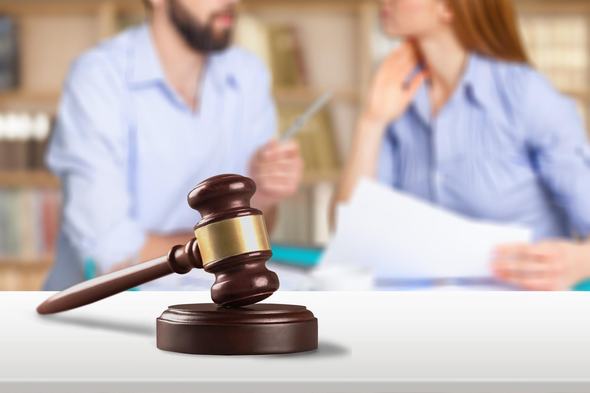 рассмотрение в суде семейных споров