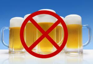 Предпринимателям (ип) запретят продавать пиво