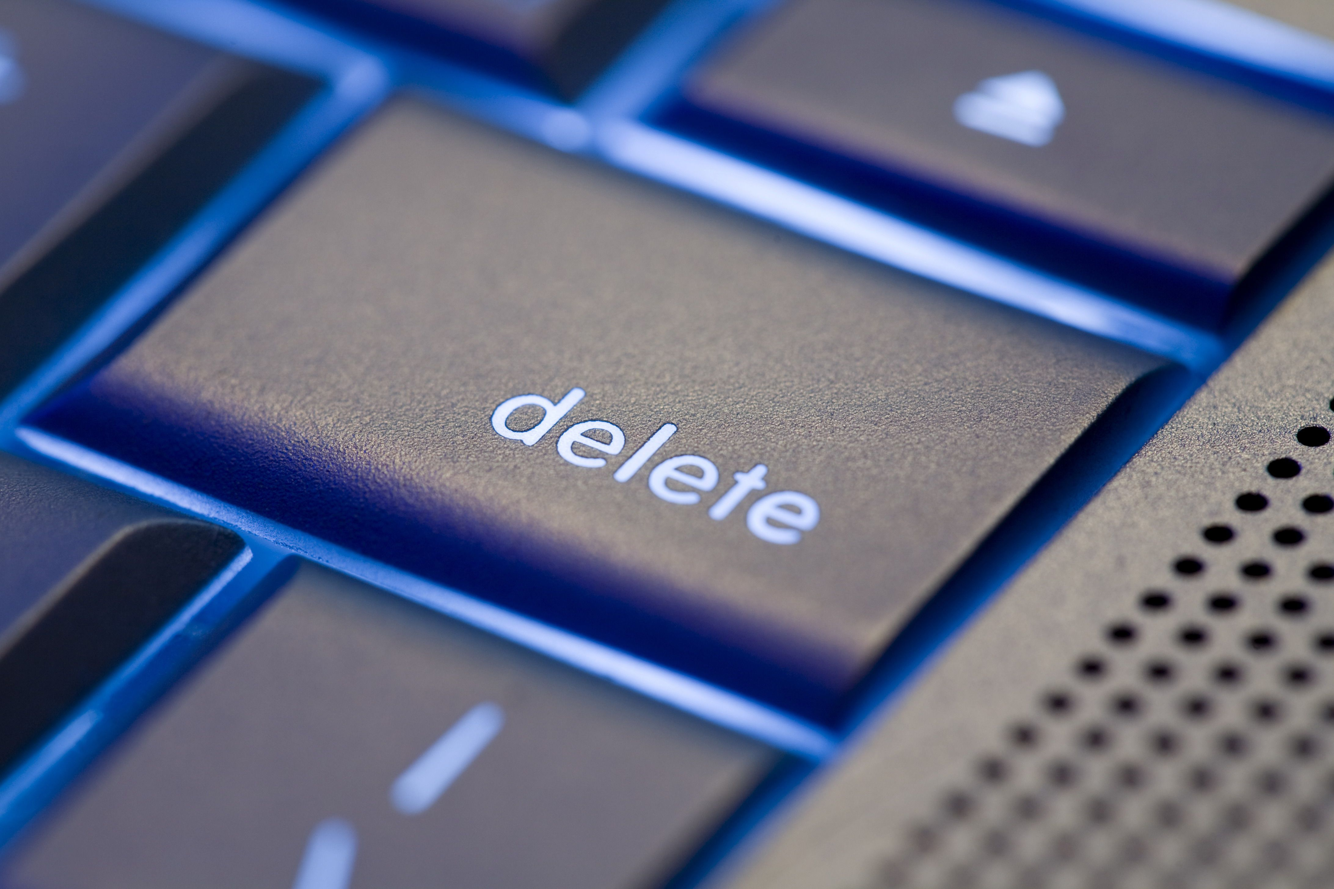 Удаление информации из интернета (забвение)